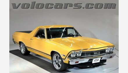 1968 Chevrolet El Camino for sale 101255820